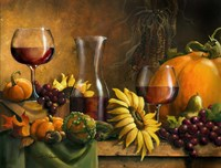Autumn Bounty Fine Art Print