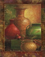 Earthen Vessels I by Janet Stever - various sizes