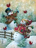 Gotta Love Snow by Janet Stever - various sizes