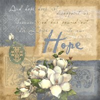 Hope by Janet Stever - various sizes, FulcrumGallery.com brand