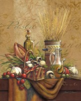 Pasta Italiano by Janet Stever - various sizes