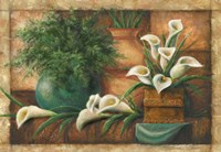 Vessels And Callas by Janet Stever - various sizes