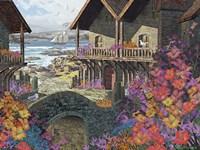 Seafarer's Home Fine Art Print