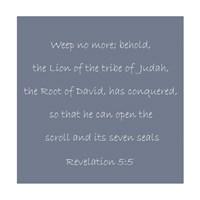 Revelation 5:5 by Veruca Salt - various sizes