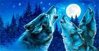 Moon Song Fine Art Print