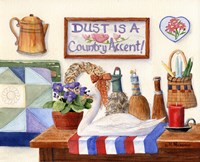 Country Accent by Maureen Mccarthy - various sizes, FulcrumGallery.com brand