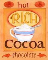Rich Cocoa Fine Art Print