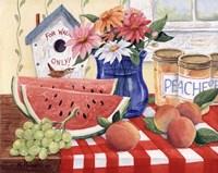 Watermelon Season Fine Art Print