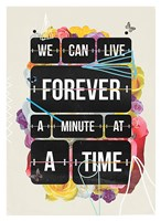 "Time of Your Life by Kavan & Company - 27"" x 37"" - $43.49"