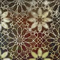 Mystic Tiles II Fine Art Print