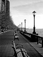 Battery Park City I Fine Art Print