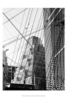 "South Street Seaport I by Jeff Pica - 13"" x 19"""