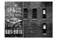 The City Speaks III Fine Art Print