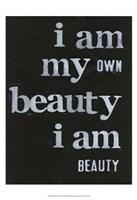 Be Beautiful I Fine Art Print