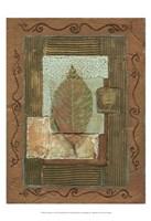 Leaf Quartet I Fine Art Print