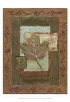 Leaf Quartet II Fine Art Print