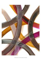 "Infinite Path IV by Jodi Fuchs - 13"" x 19"""