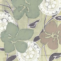 Serene Pastels II by Jennifer Goldberger - various sizes