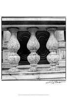 "Architecture Detail VIII Budapest by Laura Denardo - 13"" x 19"""