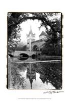 """Castle Reflections, Vajdahunyad by Laura Denardo - 13"""" x 19"""""""