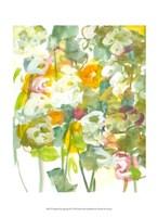 """Spring has Sprung II by Jodi Fuchs - 10"""" x 13"""""""
