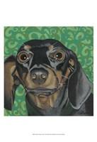 """Dlynn's Dogs - Keelie by Dlynn Roll - 13"""" x 19"""""""