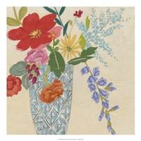 "Spring Blossoms II by Chariklia Zarris - 22"" x 22"""