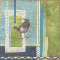 Avian Scrapbook I by June Erica Vess - various sizes