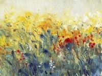 Flowers Sway I Fine Art Print