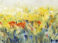 Flowers Sway II by Timothy O'Toole - various sizes