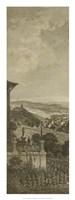 Pastoral Panorama I Fine Art Print