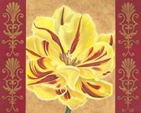 Tulip Power II Fine Art Print