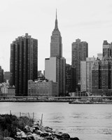 NYC Skyline III by Jeff Pica - various sizes