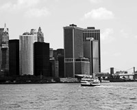 NYC Skyline VII by Jeff Pica - various sizes