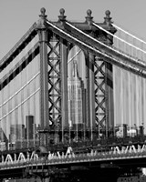Bridges of NYC I by Jeff Pica - various sizes