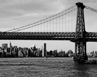 Bridges of NYC IV Fine Art Print