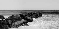 Shore Panorama II Fine Art Print