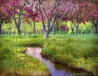 Summer Spring Fine Art Print
