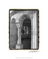 "Fisherman's Bastion IV Budapest by Laura Denardo - 17"" x 21"""