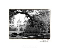 """Vajdahunyad Castle, Budapest by Laura Denardo - 21"""" x 17"""""""