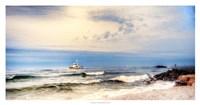 "Heading to Sea by Danny Head - 38"" x 20"""