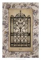 Ivy Gate II Fine Art Print