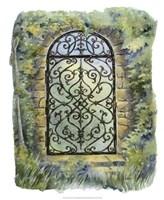 Iron Gate II Fine Art Print