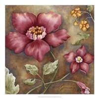 Antique Beauties III Fine Art Print