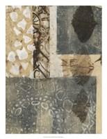 "Ginkgo Fossil II by Jennifer Goldberger - 20"" x 26"""