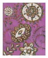 "Radiant Ornament II by Chariklia Zarris - 18"" x 22"""