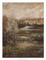 """Field of Dreams I by Beverly Crawford - 20"""" x 26"""" - $37.49"""