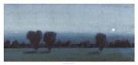 "Blue Moon II by Timothy O'Toole - 38"" x 18"", FulcrumGallery.com brand"