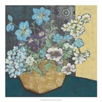 "Bountiful Spring I by Jennifer Goldberger - 20"" x 20"""