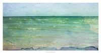 "Crystal Coast by Pam Ilosky - 38"" x 20"""
